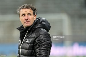 Janos Radoki sacked byGreuther Fürth