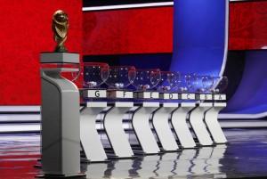 Sorteio da fase de grupos da Copa do Mundo 2018