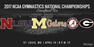 NCAA Gymnastics: National Semifinal Two Preview