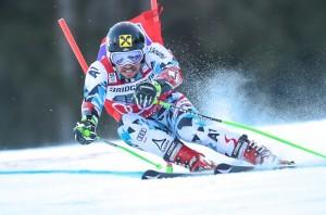 Sci Alpino, gigante maschile Garmisch-Partenchirken: Hirscher al comando dopo la prima manche, Eisath ottimo sesto