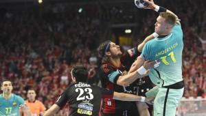 F.C Barcelona Lassa derrota a Kadetten en la 11ª jornada de Champions