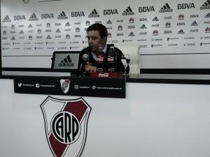 """Gallardo: """"El favorito a ganar el campeonato local es Boca"""""""