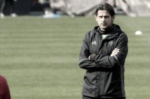 "Petar Vasiljevic: ""Tenemos que salir a competir, sin miedo"""