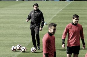 """Petar Vasiljevic: """"Tenemos que sacar orgullo y profesionalidad"""""""