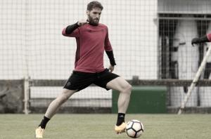 """Fausto Tienda: """"Cuando juegas en Osasuna, eres de Primera"""""""