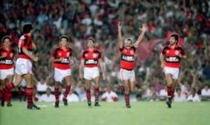 Flamengo organiza evento comemorativo em homenagem ao elenco pentacampeão de 1992