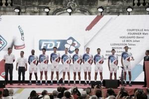 Vuelta a España 2017: FDJ, juventud y debutantes