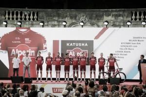 Vuelta a España 2017: Katusha - Alpecin, buscando helar España
