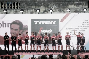 Vuelta a España 2017: Trek-Segafredo, la despedida de Contador