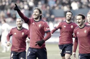 Osasuna - Numancia: puntuaciones de Osasuna, jornada 19 de LaLiga 123
