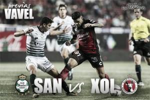 Previa Santos - Xolos: ofensiva contra defensiva