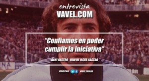"""Entrevista a Dani Castro, hijo de Jesús Castro: """"Confiamos en poder cumplir la iniciativa"""""""