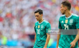 """Mesut Özil quits Germany duty after """"racism and disrespect"""""""