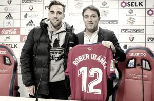 Rober Ibáñez llega a Osasuna