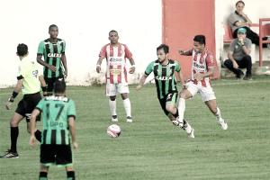 América empata com Villa Nova e avança para as quartas de final do Campeonato Mineiro