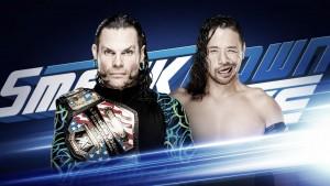 Previa SmackDown Live 26/06/18: Nakamura enfrenta a Jeff Hardy por el campeonato