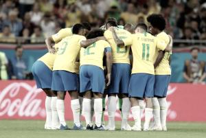 Brasil no puede con el gigante suizo