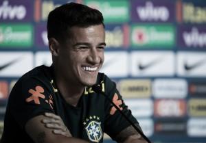 """Coutinho prefere esquecer tropeço na estreia e ressalta: """"Temos que estar 110% para ganhar jogos"""""""