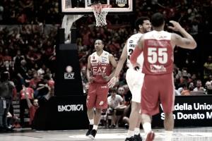 Legabasket Serie A - Ora la finale si sposta a Trento: Milano vuole dare la spallata decisiva