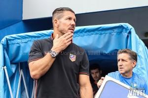 """Simeone: """"Sabemos que podemos mejorar y en eso estamos"""""""