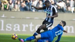 Sassuolo corsaro ad Udine, 1-2 in rimonta