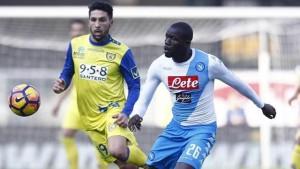 Serie A: Chievo e Napoli, obiettivi diversi, ugual fame