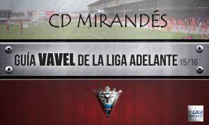 CD Mirandés 2015/2016: un año para comenzar a soñar