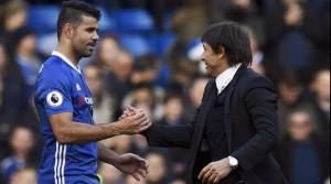 Premier League, Conte alle prese con la grana Costa si gode il suo Chelsea