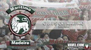 CS Marítimo 2015/16: en busca de la ansiada consolidación