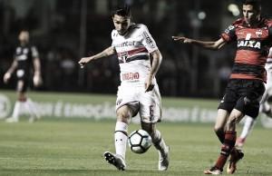 São Paulo visita desesperado Atlético-GO na mira de inédita sequência positiva