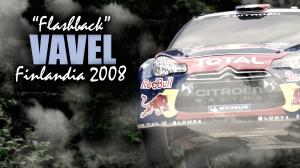 """""""El despegue de Loeb"""", flashback Rally de Finlandia 2008"""