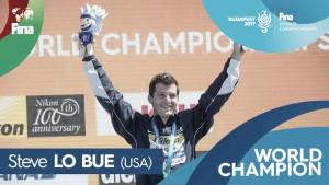 Steven LoBue consigue medalla de oro para Estados Unidos en saltos de altura