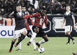 Ibrahim Amadou: ''La Copa es un objetivo para el Lille''