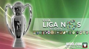 Guía VAVEL de la Liga NOS 2015/16