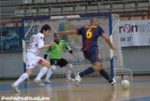 Mendiola, nuevo portero del FC Barcelona