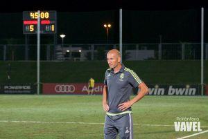"""Zidane: """"No influye que el Mensajero sea un recién ascendido, hay que luchar"""""""