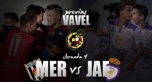 Mérida - Real Jaén: el Romano quiere goles