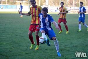 Porcar rescinde su contrato con el Espanyol B