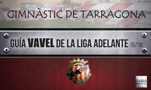Nàstic de Tarragona 2015/2016: volver para quedarse