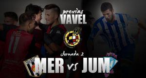 Mérida - Jumilla: duelo de recien ascendidos