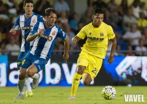 Villarreal - Espanyol: puntuaciones del Espanyol, jornada 2 de la Liga BBVA