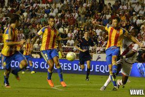Luces y sombras en el debut del Valencia en Liga