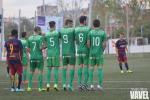 CF Badalona - UE Cornellà: a seguir con la buena tónica