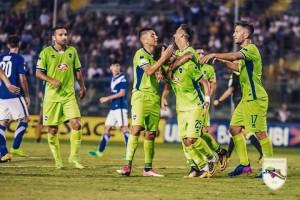 Coppa Italia - Il Pescara vola al quarto turno: battuto il Brescia 1-3
