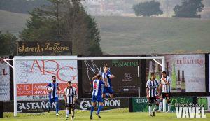 Izarra - Atlético Astorga: una victoria para mirar hacia arriba
