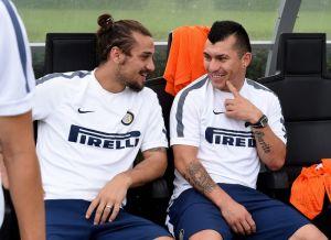 """Inter, Medel: """"Sto recuperando, pronto per l'inizio della stagione"""""""