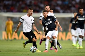 Paok - Inter, pari senza reti
