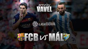 FC Barcelona - Málaga CF: en busca de una nueva machada
