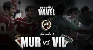 Real Murcia - Villanovense: vuelve el fútbol a Nueva Condomina