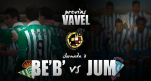 Betis B - Jumilla: a por el primer gol